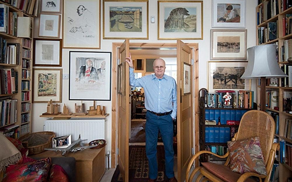 Tim Sayer, Art Collector, Hepworth Bequest