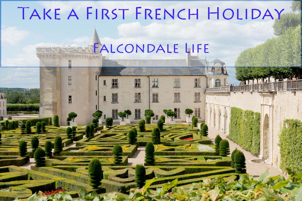 Take A First French Holiday