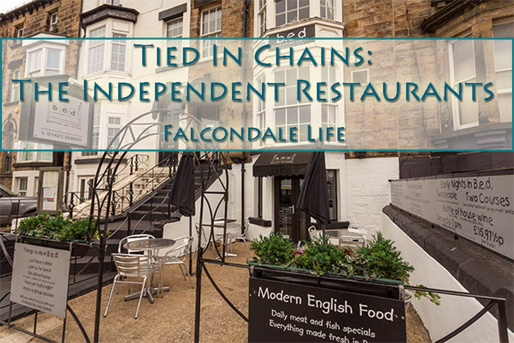 Bed Independent Restaurant Harrogate - Tied in Chains