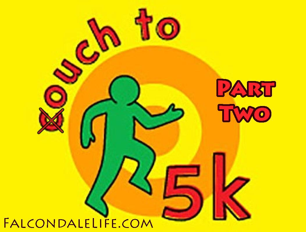 couch to 5k blog