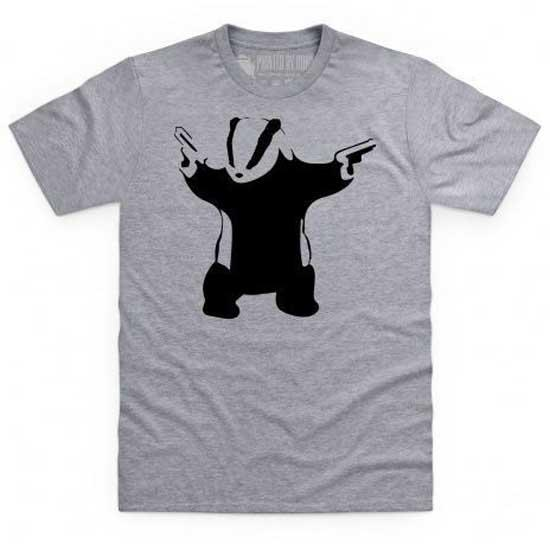 Banksy T shirt from Shot Dead in the Head