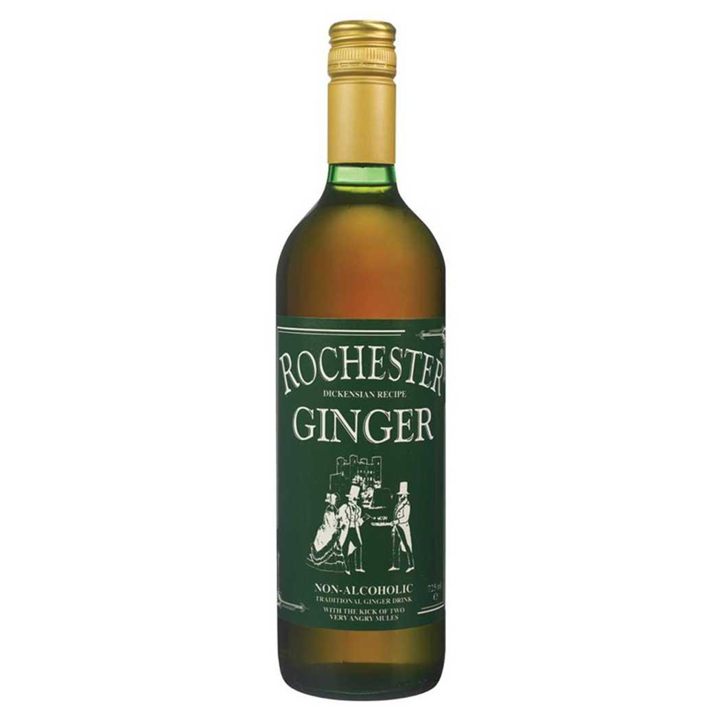 Rochester Ginger non alcoholic drink from The Grape Tree gift idea
