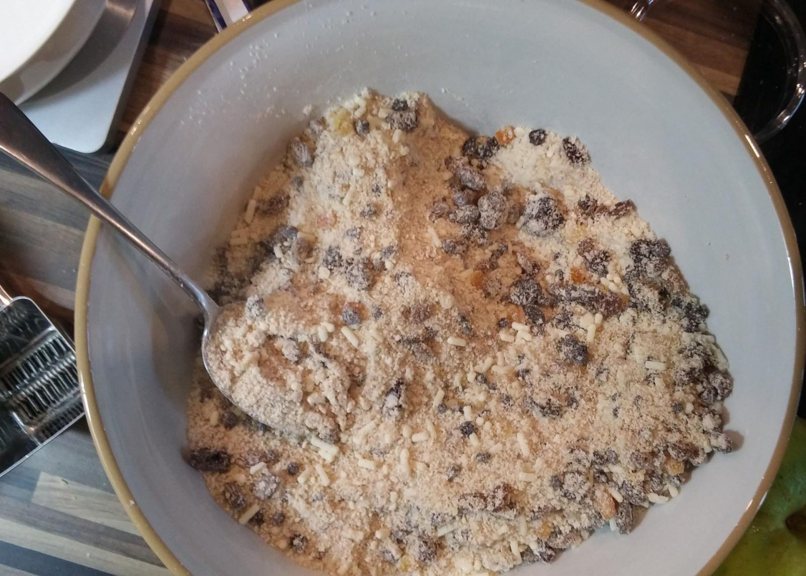 Christmas pudding recipe on Falcondale Life blog