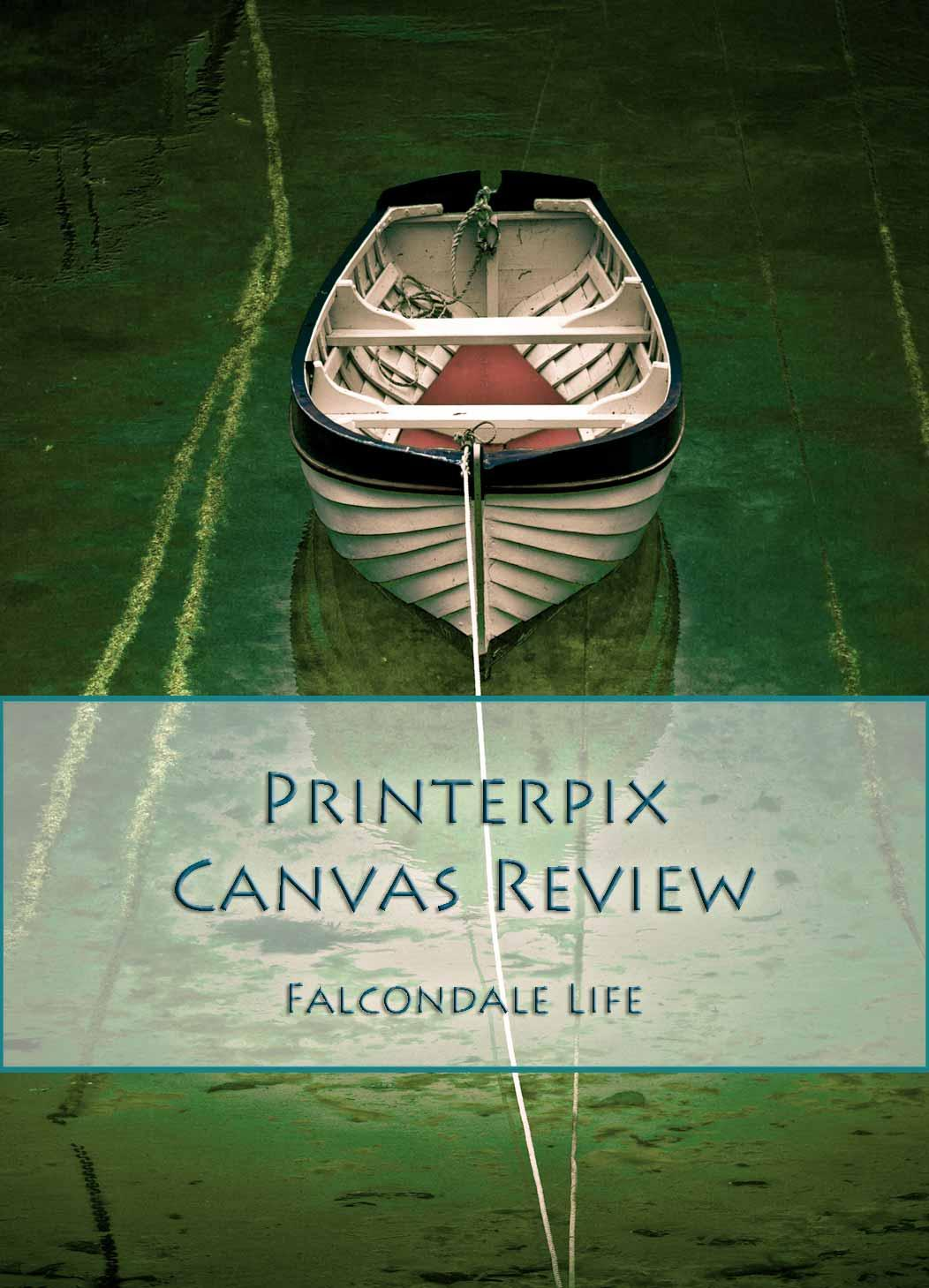 Printerpix Canvas Review – and Giveaway