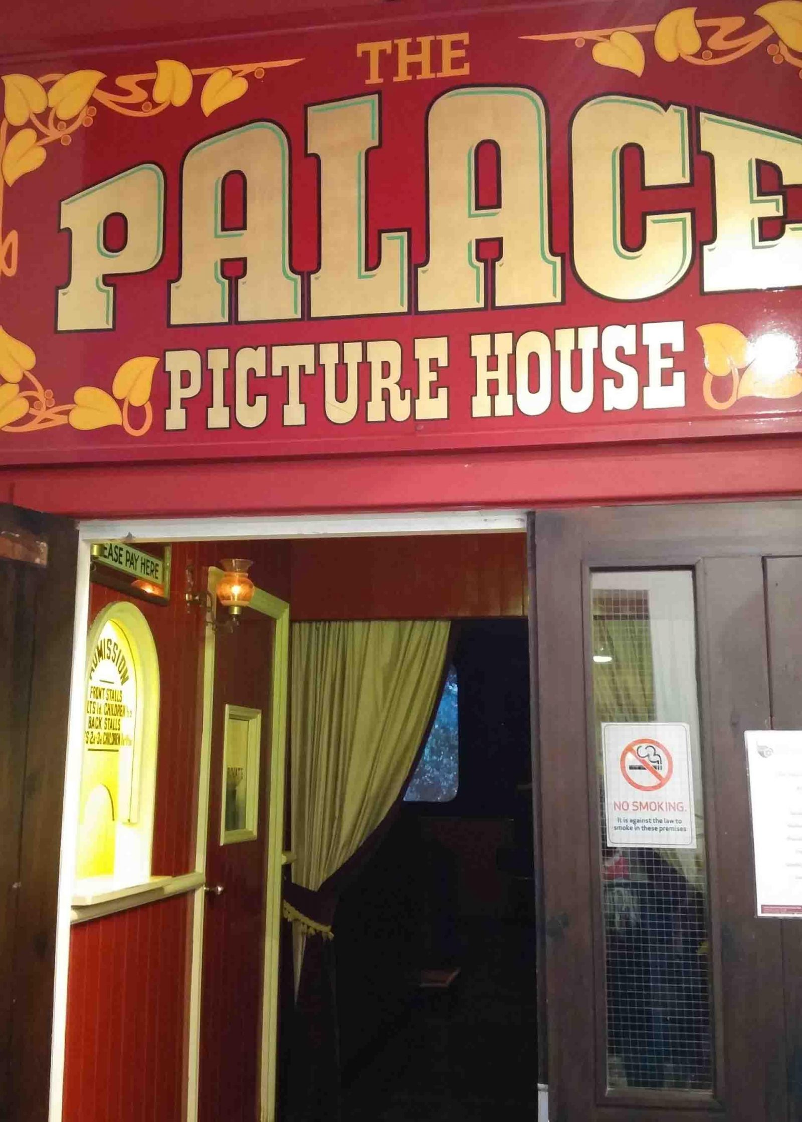 Discovering Leeds Industrial Museum with kids on Falcondale Life blog. The Palace Picture House cinema