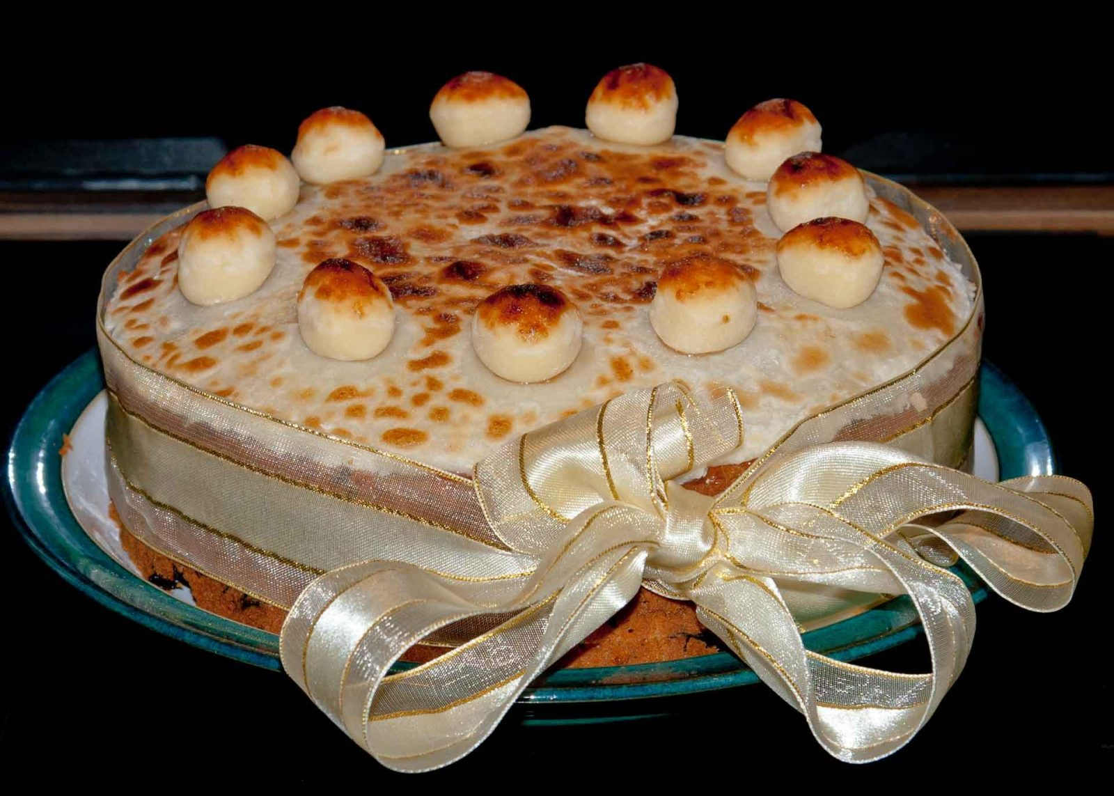Simnel cake recipe and How to Find Meaning in Mothering Sunday blog on Falcondale Life