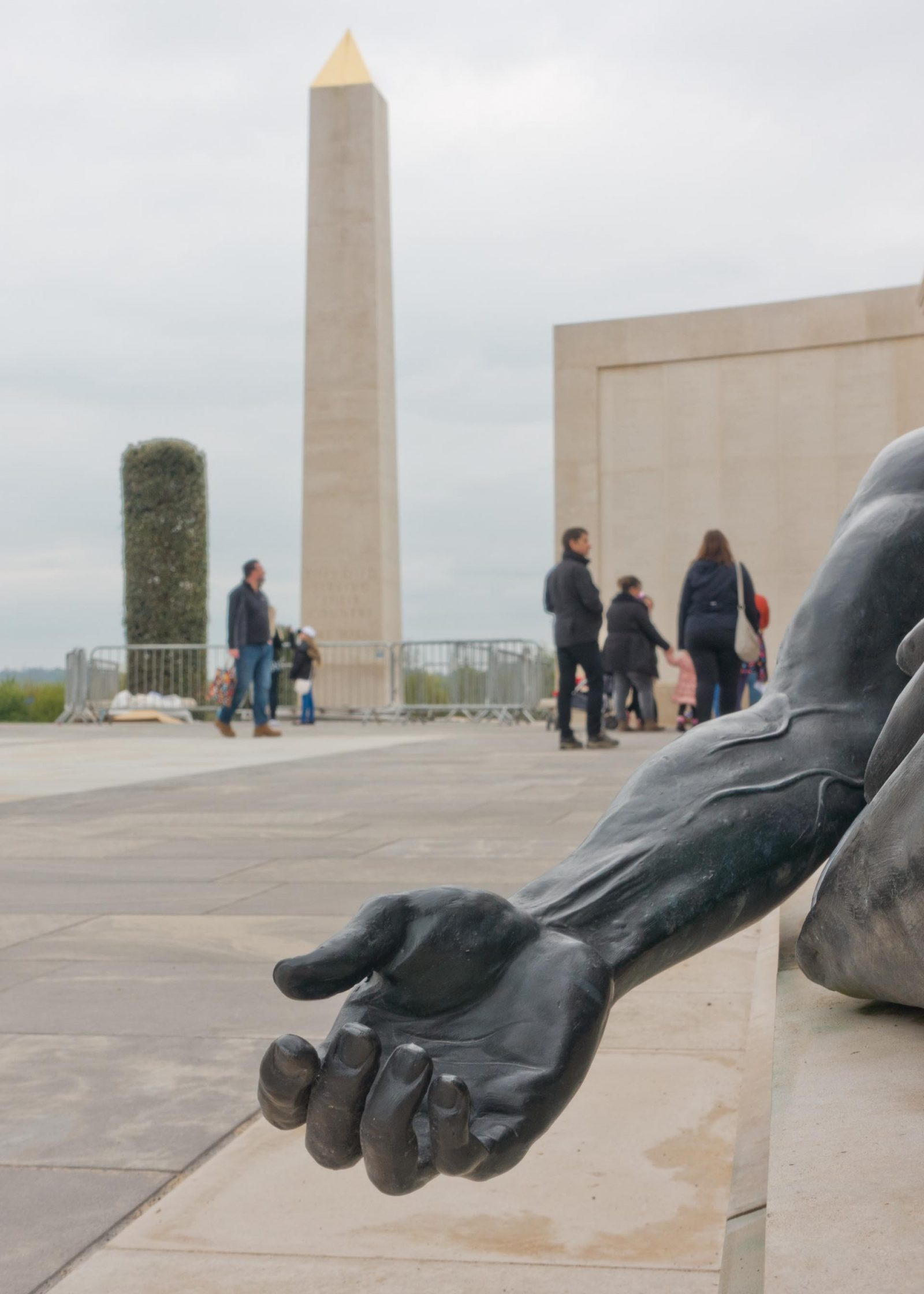 Discovering the National Memorial Arboretum with Kids on Falcondale Life blog. A day out in this sculpture park with visitor facilities including a playground and a review of the restaurant. Visitor information for families.