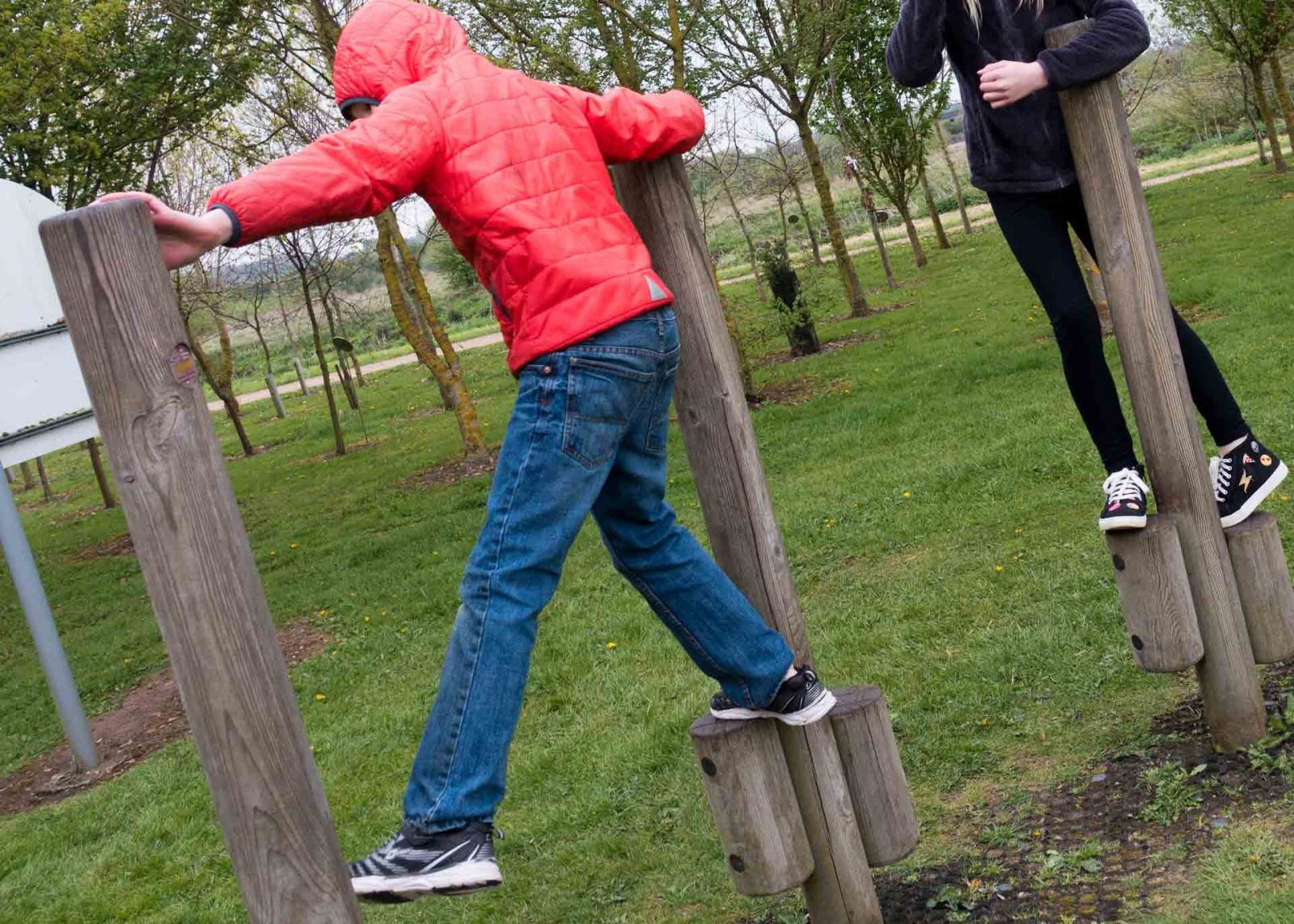 Discovering the National Memorial Arboretum with Kids on Falcondale Life blog. A day out in this sculpture park with visitor facilities including a playground and a review of the restaurant. Visitor information for families. Playground.