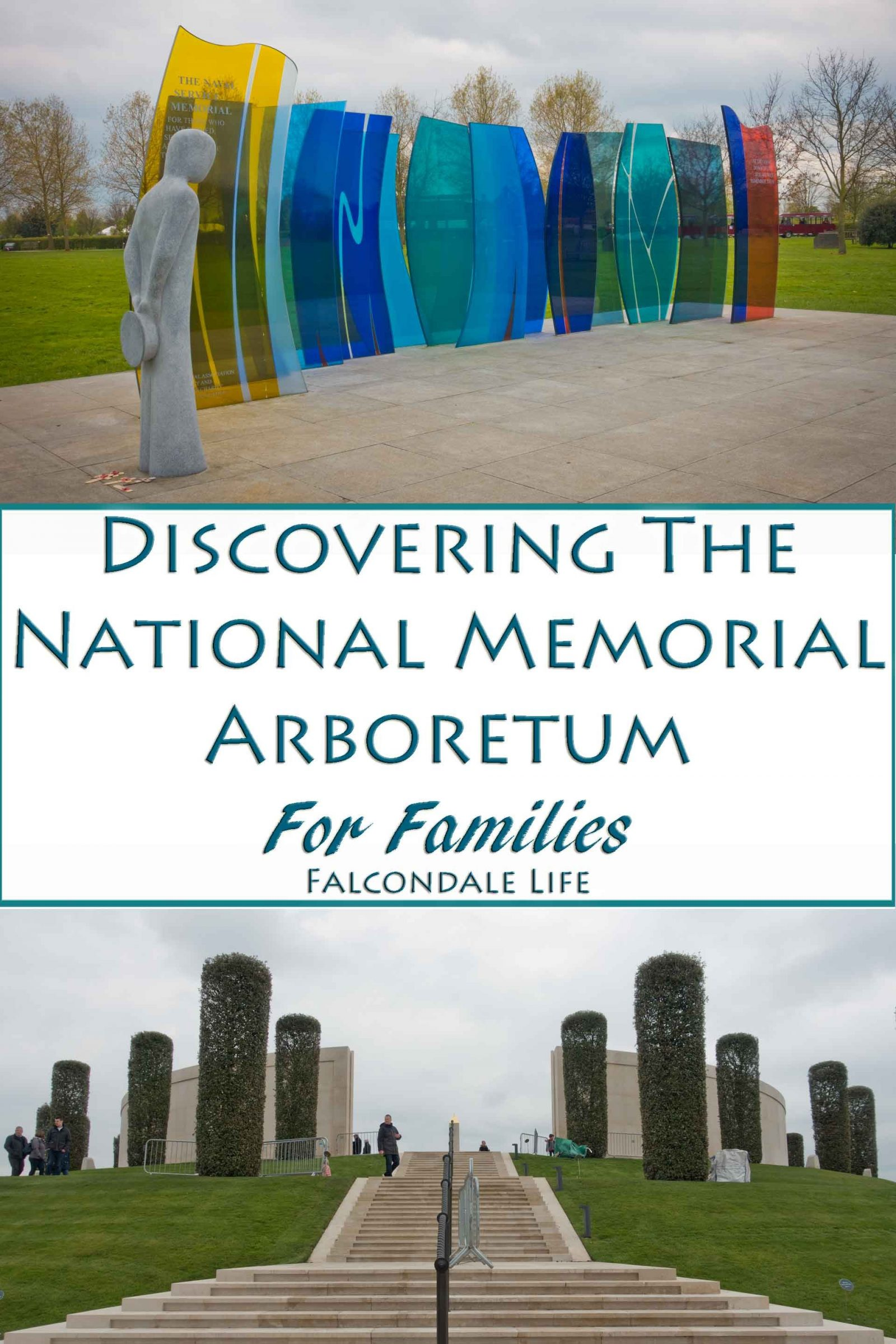 Discovering the National Memorial Arboretum For Families