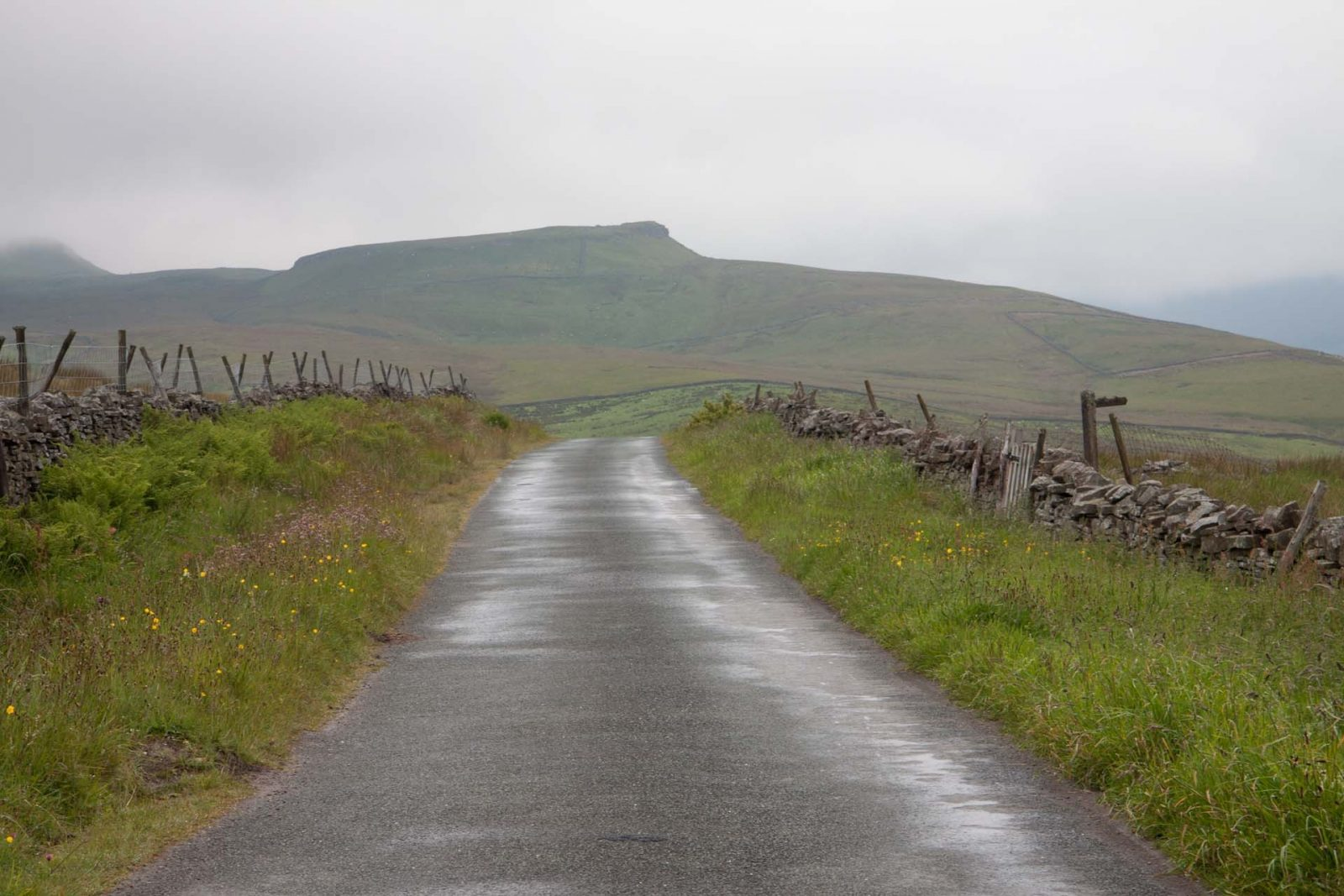 Tips for taking more interesting photos of roads on Falcondale Life blog. A road can make a good leading line in an image but tarmac is boring. Take more interesting photos of your journeys and travel with these tips for photographers. A road in the Yorkshire Dales.