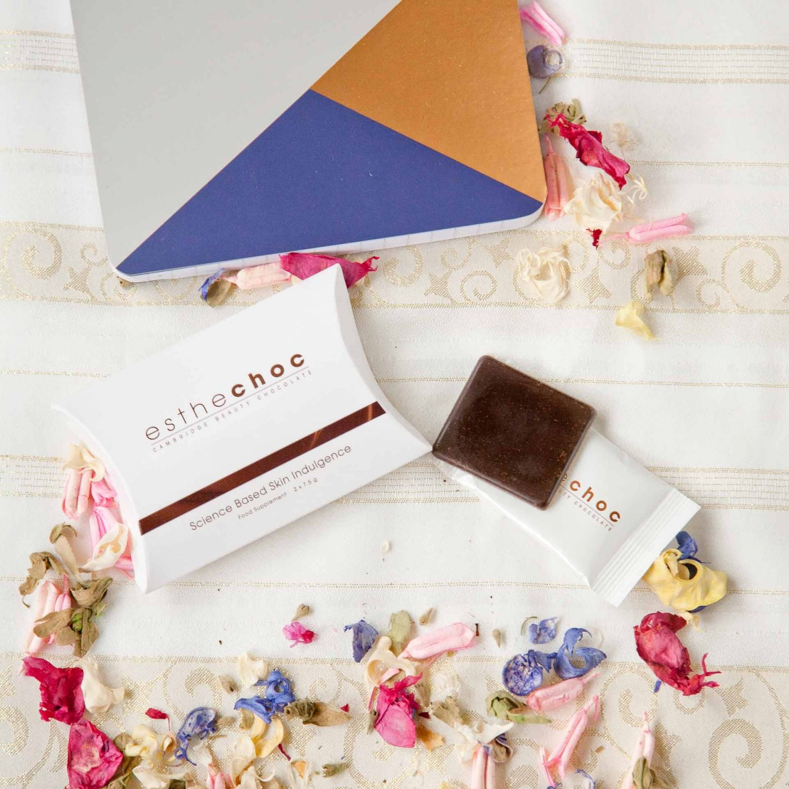 Discover three awesome beauty products for summer with Falcondale Life blog. Esthechoc health chocolate supplement to boost skin health. Contains powerful ingredients to boost circulation. Aspire to these luxury skin care brands.