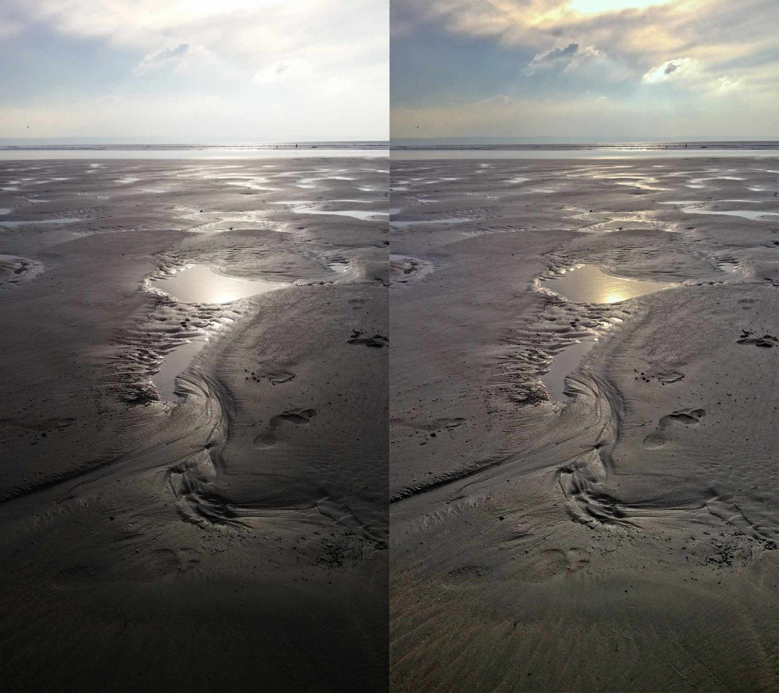 Getting the best from a camera phone at the beach. Mobile phone photography tips for days at the seaside. How to get better shots of the landscape on a cell phone. Read it on Falcondale Life blog. Edit the photo for the best results - here is how I did it.
