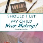 How to decide if I should let my child wear makeup? On Falcondale life blog. As a Mum my opinion matters and I want my daughter to have perspective. When is the right age for makeup? How to help my daughter understand about makeup. Superdrug makeup flatlay and dance in a prom dress.