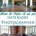 How to Fake it as an Interiors Photographer on Falcondale Life blog. Temple Newsam House in Leeds has stunning interiors. If you have an everyday camera and half a clue how to use it, then use these tips to take a great interiors shot. How to compose a good shot and pick the right camera settings. What kind of shots can you take if you haven't got all the best equipment?