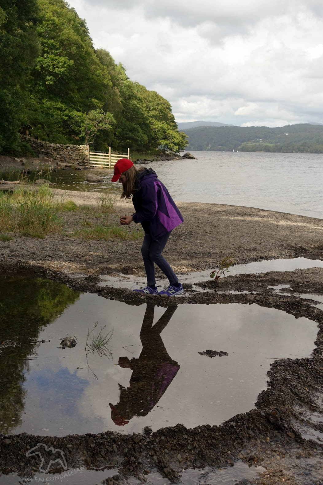 How not to cope with rain on holiday on Falcondale Life blog. Why does it always rain on me in the Lake district? But there are ways to let it ruin a holiday. Learn from my mistakes. Views of Coniston water.