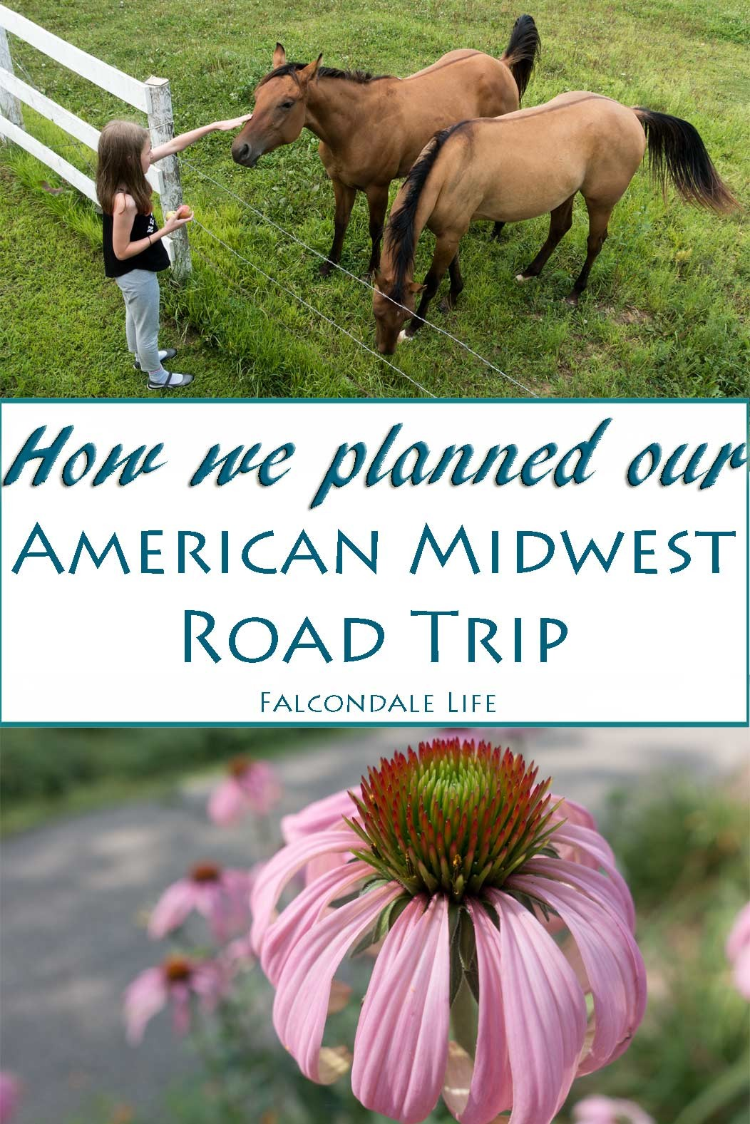 How we planned our American Midwest road trip
