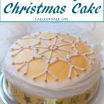 Adapt a Christmas cake recipe for reduced sugar on Falcondale Life blog. Adapt your Christmas cake recipe for reduced sugar or use this mincemeat method to get more flavour into a rich fruit cake baked at the last minute.