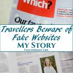 Travellers Beware of Fake EHIC Websites - my story on Falcondale Life blog. My story of how I was fooled by one of those fake EHIC card websites appeared in Which? magazine. How easy is it for travellers to get caught out by a fake website? Read how it happened and what the experience was like for me. Reasons why the problem may grow with Brexit on the horizon.