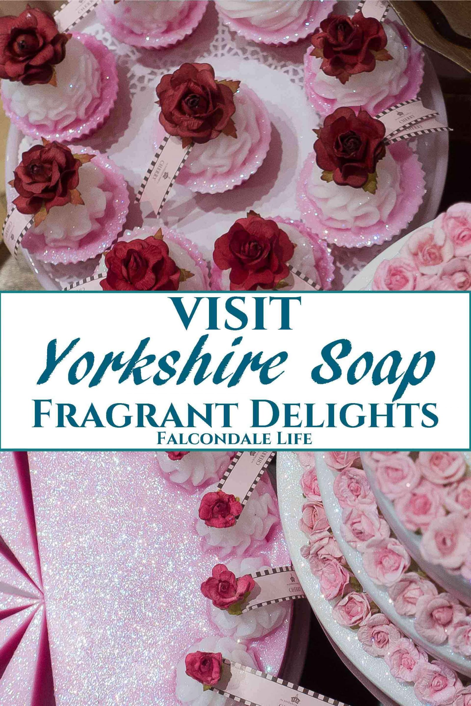 Visit Yorkshire Soap – Fragrant Delights and £100 Prizedraw