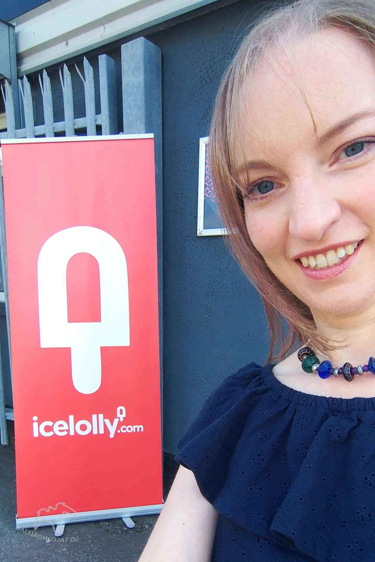 Finding out about holiday deals with Icelolly holidays at Blog at the Beach travel influencer's festival. Talks, offers, travel info plus games and food. 27 things I learned about Icelolly holidays on Falcondale Life blog. Image description: Falcondalejan with Icelolly holidays logo